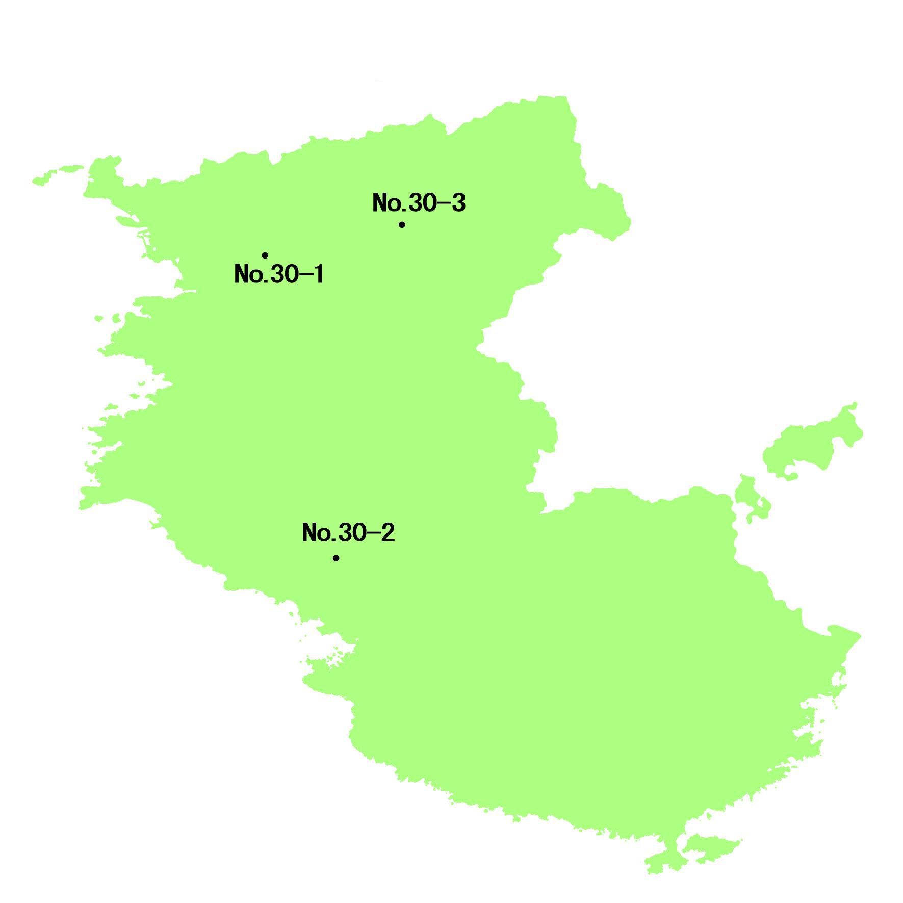 環境省_「重要里地里山」選定地分布_和歌山県