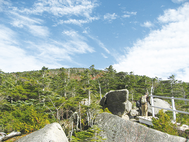 photo of Mt. Kita-Okusenjo and Yumeno-Teien Garden