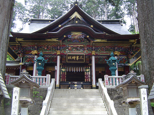 photo of Mitsumine-jinja Shrine