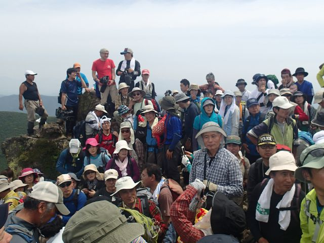 photo of Opening of Mountain to Climbers Generates Excitement