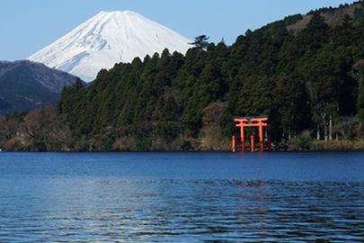 Fuji-Hakone-Izu National Park [MOE]