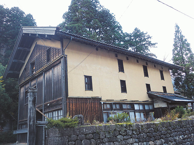 photo of Important Preservation District for Groups of Traditional Buildings
