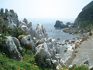 photo of Karst Landscape (Kamishima Island)