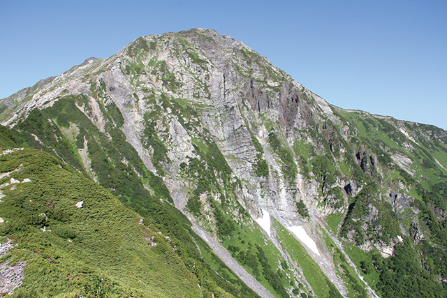 photo of Mt. Kitadake