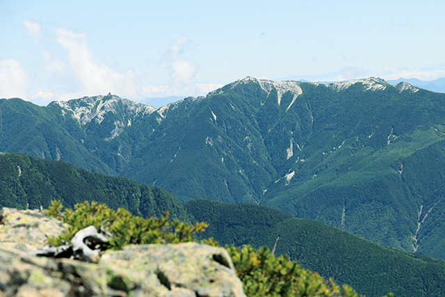 photo of Hoo Sanzan Mountains