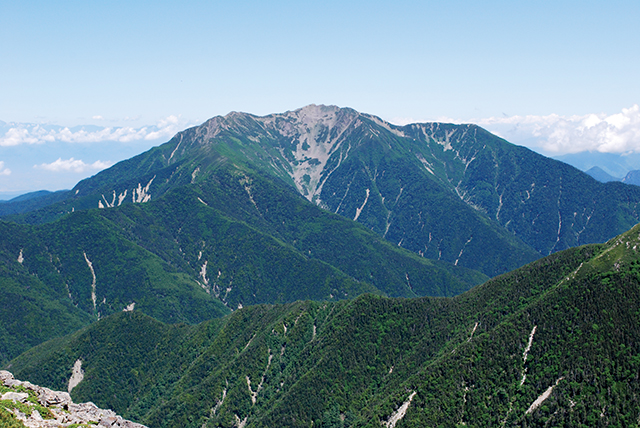 photo of Mt. Senjogatake