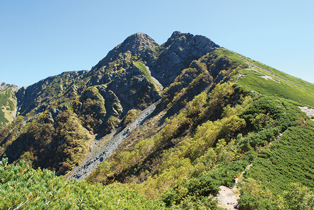 photo of Mt. Shiomi