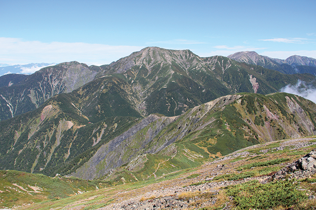photo of Mt. Hijiri