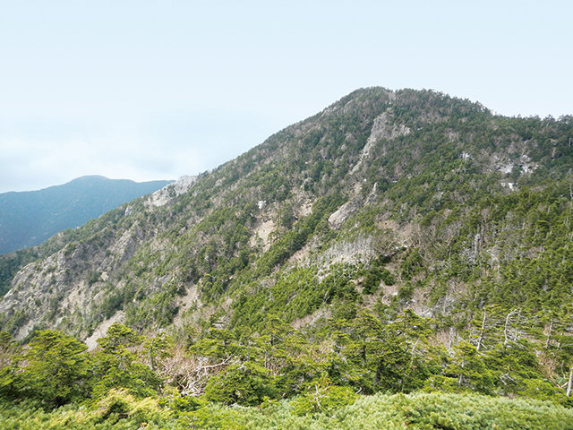 photo of Mt. Tekari
