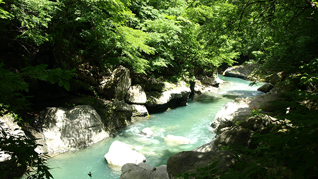 photo of Shiobara Gorge Walking Trail