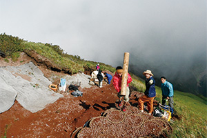 photo of The Conservation of Mt. Rishiri Hiking Trails