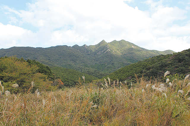 photo of Mt. Nanatsudake