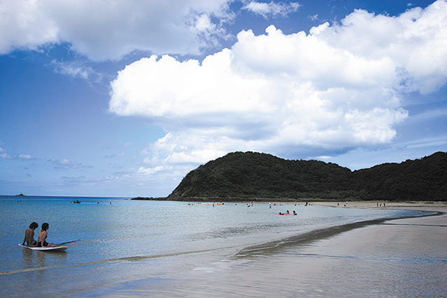 photo of Hamaguri-hama Swimming Beach